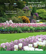 Vancouver Island Garden Trail Guide